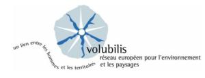 Réseau Volubilis - La ville te les Paysage -