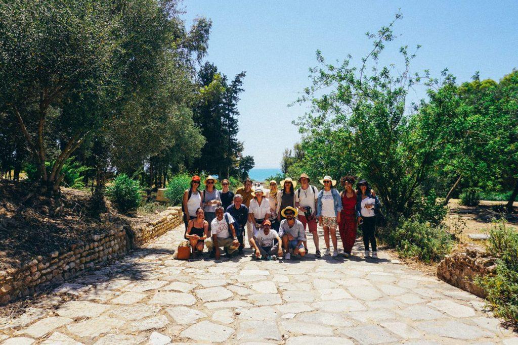 Atelier d'été Carthage
