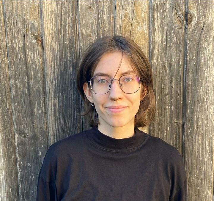 Camille, volontaire en service civique